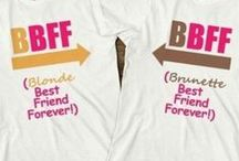 Srsck, best friends forever - BFF / Cute BFF things by Dochterlief