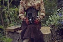 Costume Steampunk Biologist for her