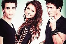 The Vampire Diaries / by Christina Arey