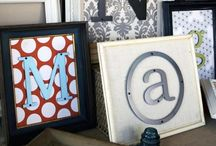 Home decor / Beautiful pieces for creating a comfortable liveable space in the home