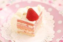 s w e e t s ♡ / ケーキばっかりになっていく