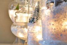 Christmas / Christmas decor, food and entertainment ideas