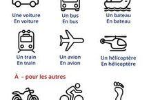 Français - Francouzština / Vše k výuce francouzštiny.