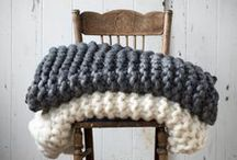 Knitted I Beddinghouse / Fashionable bedlinen, interior decoration and inspiration
