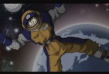 Spacesuits in Animation