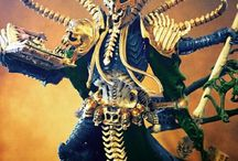 Warhammer fantasy / #warhammer #fantasy #nagash #glottkin #endoftimes #eot #chaos #chaosdwarf #painting #citadel #gamesworkshop #gw #hobby #miniature #paint #orcs #goblin #highelves #undead #bretonnia