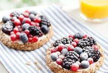 Ontbijt | Gezond eten / Begin je dag goed met een lekker, gezond en vullend ontbijt!
