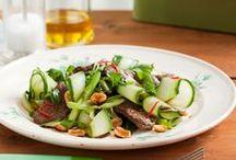 Lunch | Gezond eten / Zoek je inspiratie voor een lekkere en gezonde lunch? Probeer eens een van onze soepen, pannenkoeken, salades of broodjes!