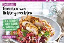 Covers | Gezond eten / Blijf op de hoogte van de nieuwste uitgaves.