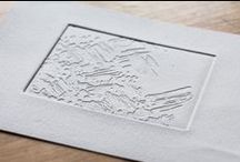 Prints / Experimental printing