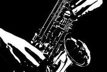 Sax Art / by GA Kaemingk