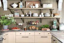 Кухня, дизайн и интерьер