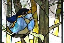 Glass,vitrail....