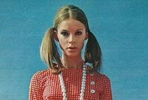70's everything / 70's everything old fashion & girl & pretty & lovely