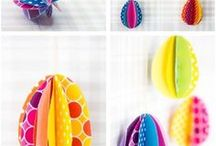colourful Easter / veganes buntes Ostern, vegan colourful easter