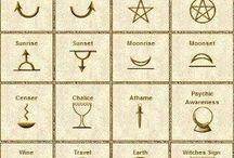 witch symboles