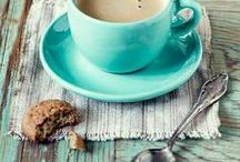 Coffee & Tea / Inspiring and calming pictures of coffee and tea
