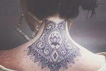 ink // body mod. / tattoos