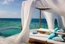 Zen living / Outdoor living by the sea side