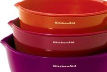 KitchenAid® 101 / From ice cream to noodles, satisfy your taste for power, function, style and a gourmet creation with these fabulous KitchenAid recipes + tips!