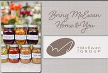 Bring McEwan Home to You / Special ingredients from McEwan-made products, how to use them, and recipes to try at home.