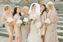 Beautiful Bridesmaids / Looks we love for the ladies you love. Your wedding wouldn't be complete without a beautiful bridal party.  / by Elder-Beerman