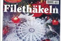 DECORATIVE CROCHET MAGAZINES