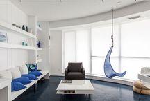 Blue Pie / // Design: Reza Aliabadi [rzlbd] // Project team: Ehsan Zareian, Bahar Joshanpoosh, Lailee Soleimani // Logistic: Nikta Mazloom // Construction: Royal Falcon Inc. // Architectural Photography: borXu // Location: Toronto // Area: 450 sqft [total living area 650 sqft] // Design: 2013 // Completion: Summer 2013 //