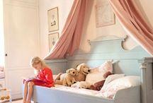Littles' Space / Nursery, bedroom, bathroom, playroom, and outdoor inspirations / by Lauren Johnson
