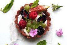 Tart / . Pie . Tart . Tartelette . Torte . Gallette .  / by Rita Ramos