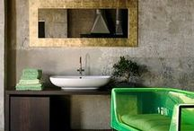 Colourful life / Home living and interiors in colors