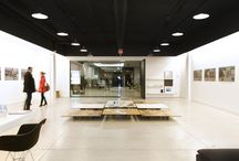 rzlbd / // Design: Reza Aliabadi [rzlbd] // Mechanical & Electrical: Sandor Kosa [CRONNOX INC.] // Construction: Royal Falcon Inc. & mrail Inc. // Operation Supervisor: Jim Irvine // Architectural Photography: borXu // Location: Toronto // Area: 2000 sqft // Design: 2012 // Completion: Winter 2013 //