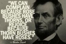 Lincoln in Words