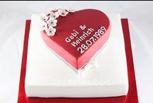 Tortenliebe - Hochzeitstorten / die besonderen Torten