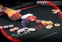 Poker Events / Tutti i nostri eventi - Per maggiori informazioni: www.PaganoEvents.com // All of our events - info and more: www.PaganoEvents.com