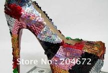Shoes oh wonderful shoes! / Nothing makes a day better than wearing amazing #shoes I want all of these!