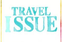 Travel / Addresses and travel tips for design lovers