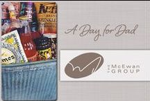 A Day for Dad / This Father's Day, show Dad how much you appreciate him with unique gifts ideas. We've put together a selection of specialty items and wonderful experience ideas to help make Dad's day a special one.