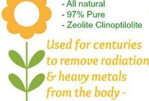 Zeolite - the Mighty Mineral / Zeolite is an all organic, purely natural mineral with amazing capabilities. Learn how to detox your body - remove oil stains from driveway - improve your pet's health - remove odors - use in your garden - all with Zeolite - Nature's most astounding mineral.