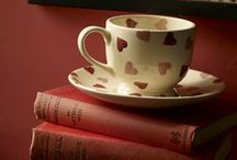 Two for Tea . . . and Coffee . . . and Books
