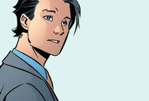 """dc, / """"but if bruce taught me anything, it's that you have to have a game plan. for everything. even for death."""""""