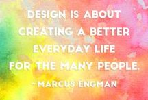Quotes / Inspirational quotes about creativity and design