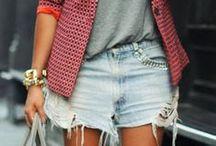 Outfit Inspirationen Frühling/Sommer