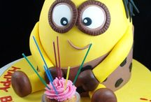 Our Children's Cakes / Ideas for unique Children's Birthday Cakes