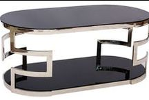 Side, Coffee & Console Tables