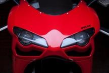 Motorcycles, helmets