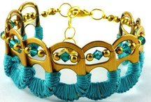 Craft Corner- Style Edition  / Crafts & DIY projects related to jewelry, fashion & accessorizing.  / by Lisa Martinez