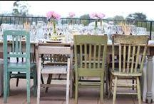 Please take a seat and eat / nice food, nice table, the pleasure of eating... / by ik en blik