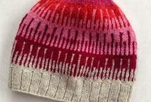 Knitting patterns and instructions