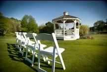 Ceremony / Beautiful Ceremonies at the Foster Country Club